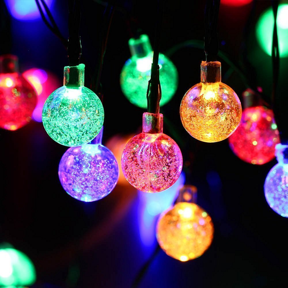 Led Color Changing Christmas Tree Lights