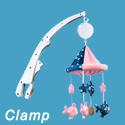 Folding Clamp Series